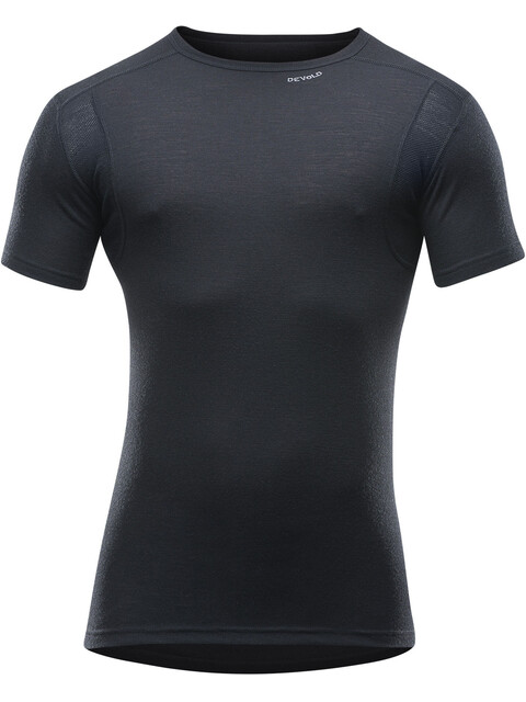 Devold Hiking T-Shirt Men Black